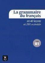 La grammaire du français. Buch + Audio-CD