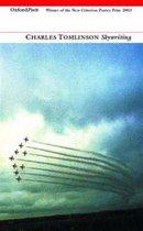 Boek cover Skywriting van Charles Tomlinson
