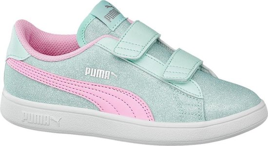 bol.com | Puma Kinderen Mint Smash Glitzglam - Maat 29