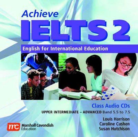 Achieve IELTS 2 - Class Audio CDs