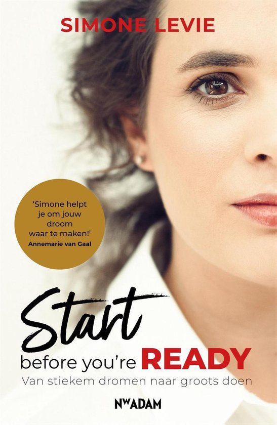 Start before you're ready - Simone Levie |