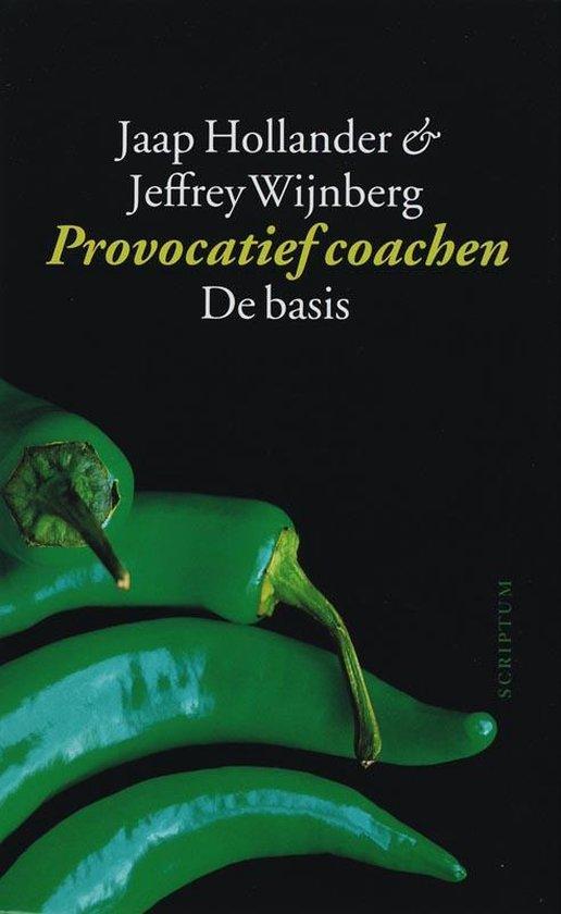 Provocatief coachen - J. Wijnberg |