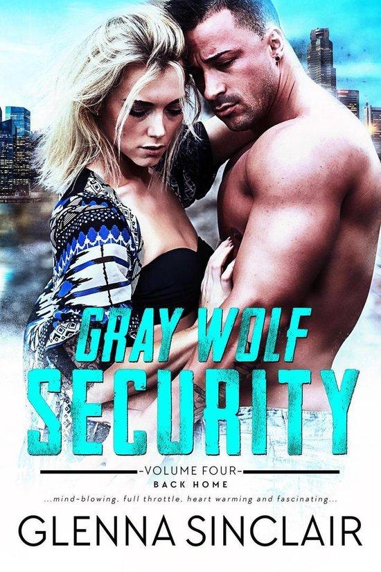 Omslag van Gray Wolf Security (Back Home)