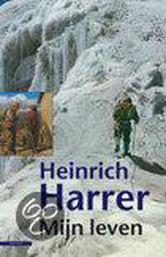 Cover van het boek 'Mijn leven' van Heinrich Harrer