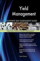 Yield Management Complete Self-Assessment Guide