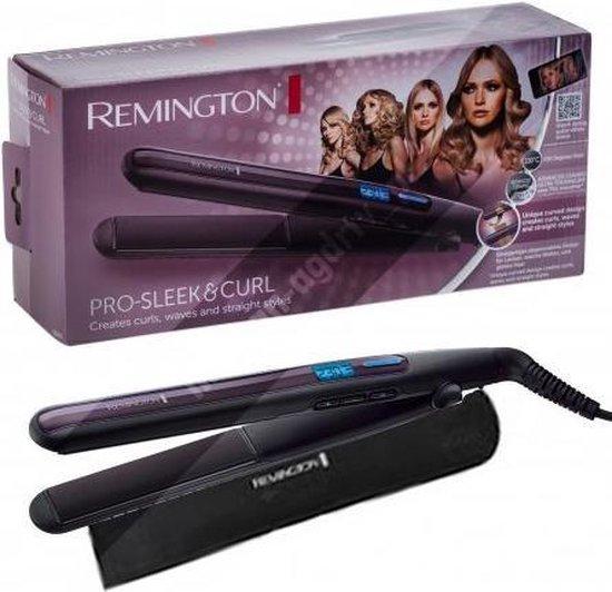 Remington PRO Sleek & Curl S6505 - Stijltang