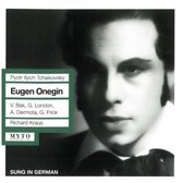 Tchaikovsky: Eugen Onegin (Munich 1954)