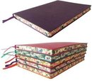 Purple Artisan Notebook (Flame Tree Journals)