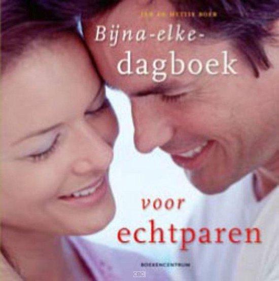 Bijna-elke-dagboek voor echtparen - Jan Boer | Readingchampions.org.uk