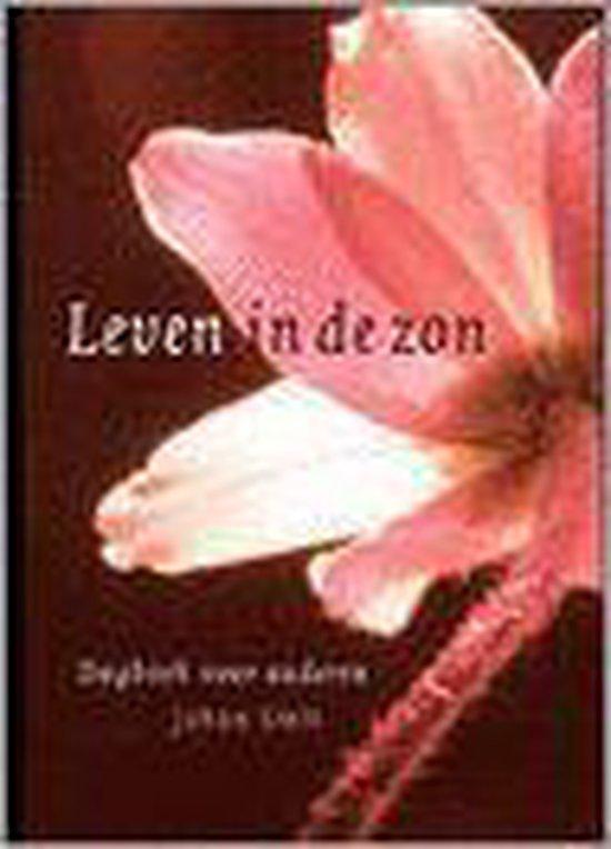 Leven in de zon - dagboek voor ouderen - Johan Smit | Readingchampions.org.uk