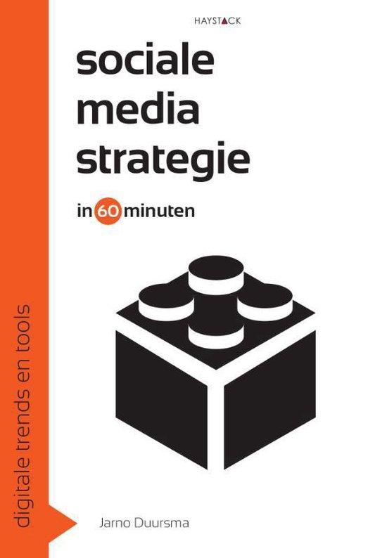 Digitale trends en tools in 60 minuten 5 -   Sociale media strategie in 60 minuten