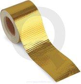 Hittewerende tape goud