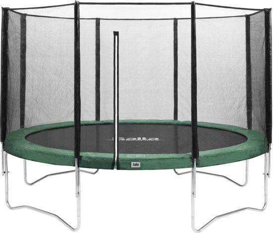 Salta Combo 366 cm Groen - Trampoline
