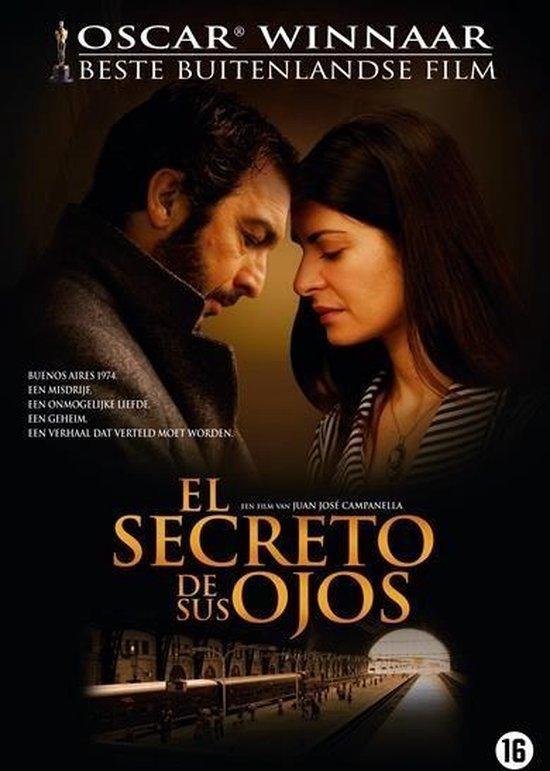 Cover van de film 'El Secreto De Sus Ojos'