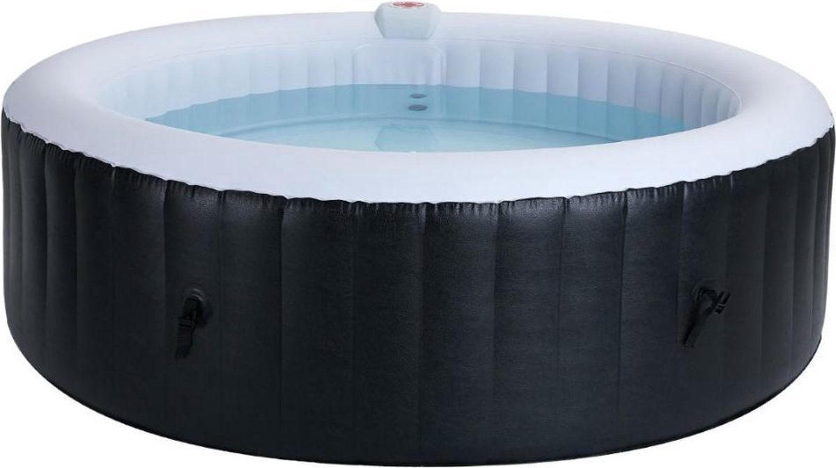 Green-Lab Spa opblaasbare jacuzzi 6 persoons rond - 208 cm