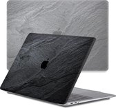 Lunso - cover hoes - MacBook Pro 13 inch (2016-2019) - Black Stone