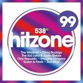CD cover van 538 Hitzone 99 van Hitzone