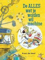 De alles wat je worden wil machine