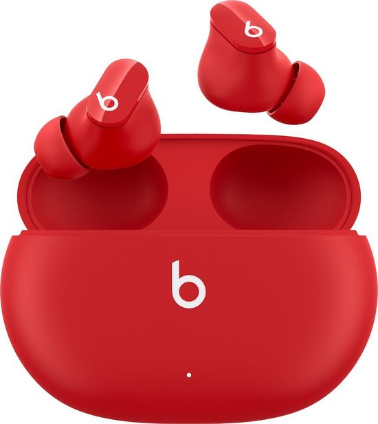 Beats by Dr. Dre Studio Buds Headset In-ear Bluetooth Rood