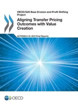 Aligning transfer pricing outcomes with value creation