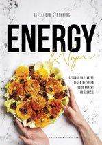 Boekomslag van 'Energy & Vegan'
