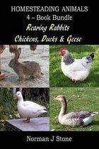 Homesteading Animals 4-Book Bundle