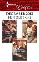 Harlequin Desire December 2013 - Bundle 1 of 2
