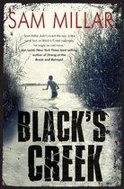 Boek cover Blacks Creek van Sam Millar
