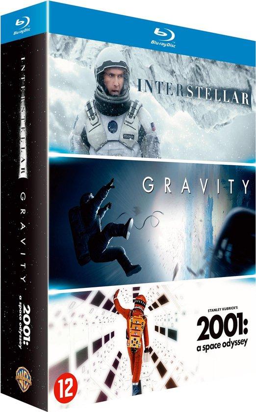 Space / ruimte film boxset (Blu-ray)