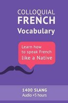 Colloquial French Vocabulary