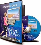 Virtuele Wandelingen - Stranden van Spanje