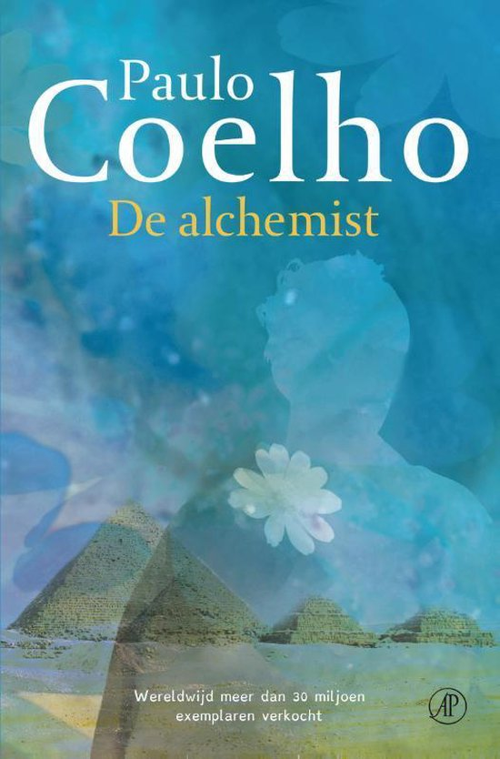 Boek cover De alchemist van Paulo Coelho