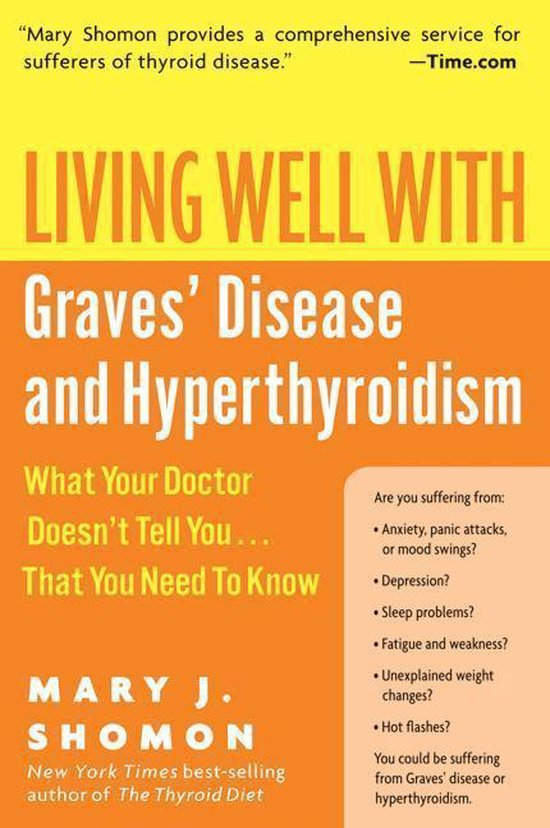 Living Well With Graves Disease And Hyperthyroidism