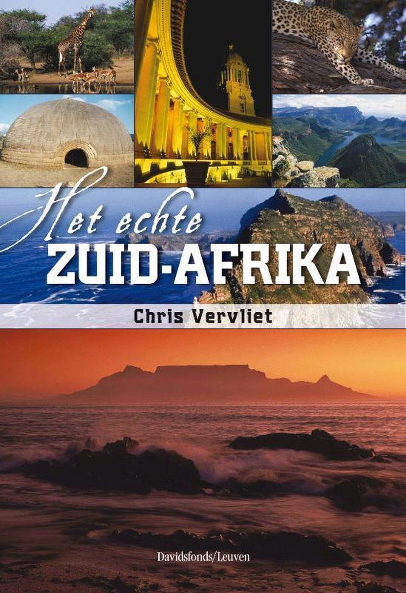 Het echte Zuid-Afrika - Chris Vervliet