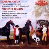 Haydn, J.&M.: Horn Concertos