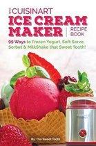 Our Cuisinart Ice Cream Recipe Book