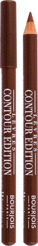 Bourjois Levres Contour Edition Lippotlood - 14  Sweet Brownie