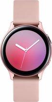Samsung Galaxy Watch Active2 - Aluminium - Smartwatch dames - 40 mm - Rosegoud