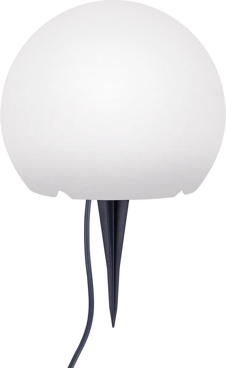 LED Priklamp met Stekker WiZ - Smart LED - Trinon Necty - Slimme LED - Dimbaar - Aanpasbare Kleur - Spatwaterdicht - Afstandsbediening - RGBW