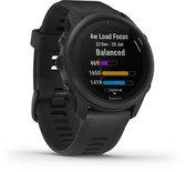 Garmin Forerunner 745 GPS Sporthorloge Zwart 43mm