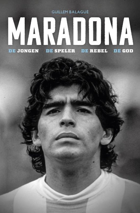 Boek cover Maradona van Guillem Balagué (Paperback)