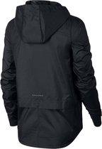 Nike Essential Vrouwen Sportjas - Black/Reflective Silv
