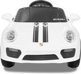 Kijana Elektrische kinderauto - Porsche style - Accu Auto - Sterke Accu - Afstandbediening - Rood