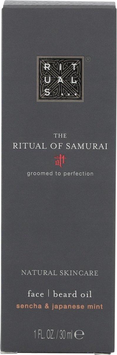 RITUALS The Ritual of Samurai Beard Oil - 30 ml