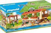 PLAYMOBIL Country Ponykamp aanhanger - 70510