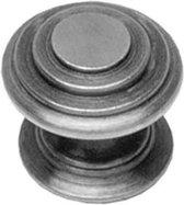 Intersteel Meubelknop rond punt ø 30 mm oud grijs