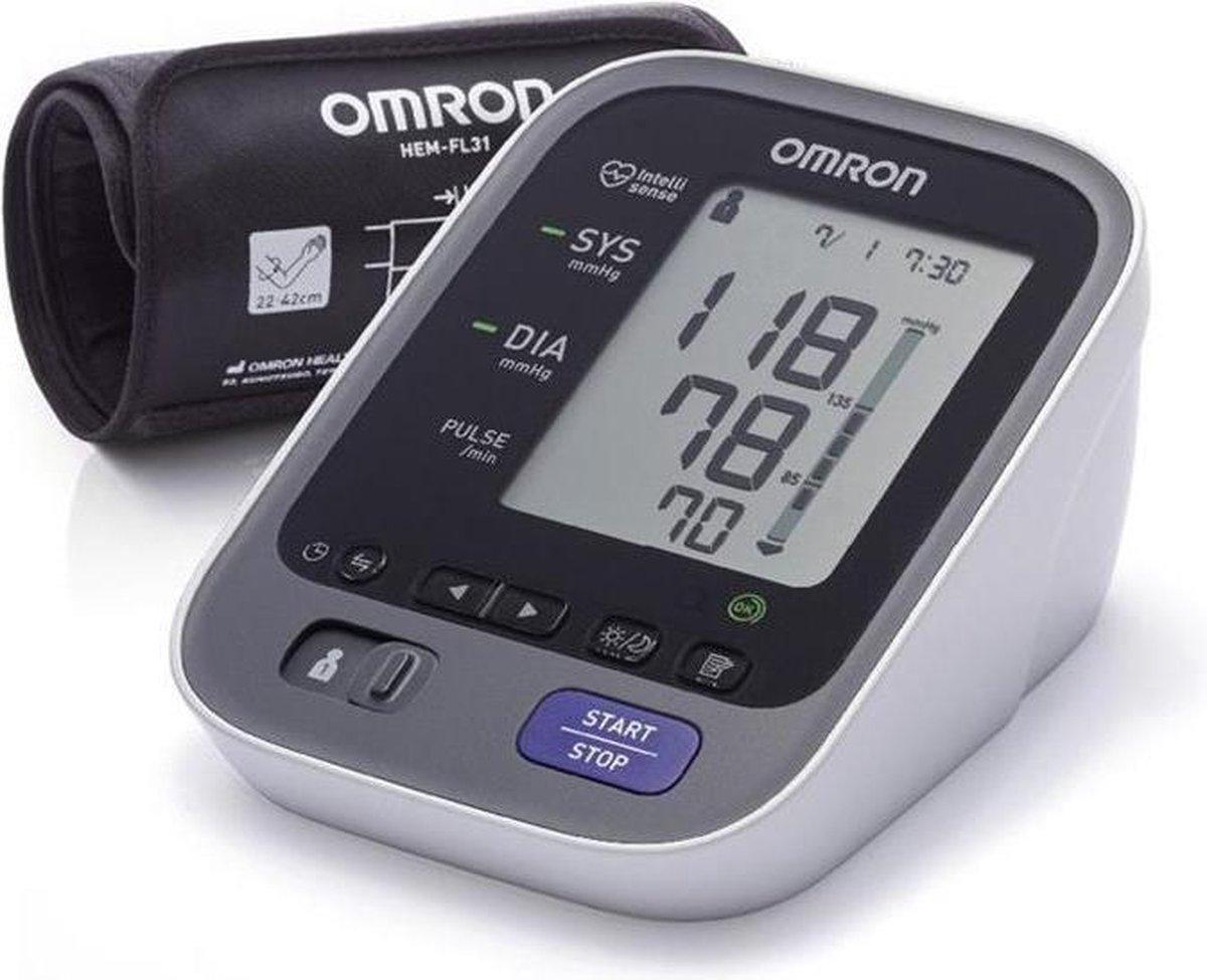 Omron M7 Intelli IT - Bovenarm bloeddrukmeter