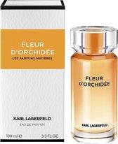Lagerfeld - Fleur d'Orchidée - Eau De Parfum - 100ML