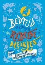 Boek cover Bedtijdverhalen voor rebelse meisjes van  (Hardcover)