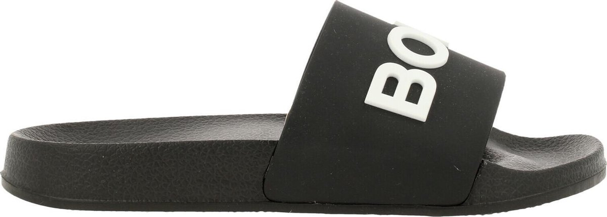 Bjorn Borg Knox badslippers zwart - Maat 39